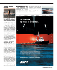 Maritime Reporter Magazine, page 5,  Jul 2013 US military