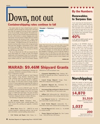 Maritime Reporter Magazine, page 8,  Aug 2013 Washington