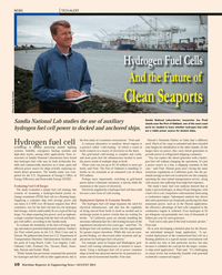 Maritime Reporter Magazine, page 10,  Aug 2013