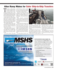 Maritime Reporter Magazine, page 11,  Aug 2013 Alion?s YouTube channel