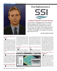 Maritime Reporter Magazine, page 12,  Aug 2013 tool supplier