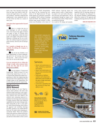 Maritime Reporter Magazine, page 13,  Aug 2013