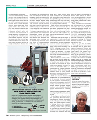 Maritime Reporter Magazine, page 26,  Aug 2013
