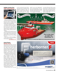 Maritime Reporter Magazine, page 29,  Aug 2013 communications systems