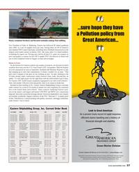 Maritime Reporter Magazine, page 37,  Aug 2013 Harvey Gulf