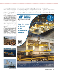 Maritime Reporter Magazine, page 39,  Aug 2013 Levy