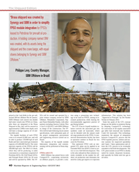Maritime Reporter Magazine, page 40,  Aug 2013 Brazil MR