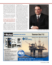 Maritime Reporter Magazine, page 43,  Aug 2013 Council of Ameri