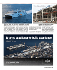 Maritime Reporter Magazine, page 47,  Aug 2013 lique ed natural gas