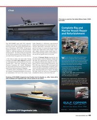 Maritime Reporter Magazine, page 49,  Aug 2013 search vessels