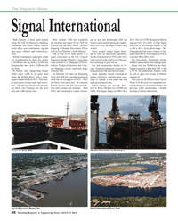 Maritime Reporter Magazine, page 50,  Aug 2013 VP Sales