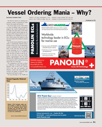 Maritime Reporter Magazine, page 51,  Aug 2013 Maersk