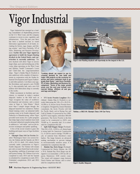 Maritime Reporter Magazine, page 54,  Aug 2013 West Coast