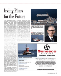 Maritime Reporter Magazine, page 55,  Aug 2013 Kevin McCoy