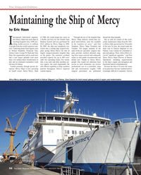 Maritime Reporter Magazine, page 56,  Aug 2013 Tony Blair