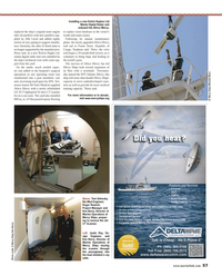 Maritime Reporter Magazine, page 57,  Aug 2013 Justin Ray