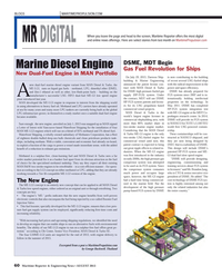 Maritime Reporter Magazine, page 60,  Aug 2013 George Backwell