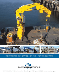 Maritime Reporter Magazine, page 5,  Aug 2013