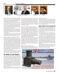 Maritime Reporter Magazine, page 69,  Aug 2013 Connecticut