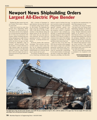 Maritime Reporter Magazine, page 78,  Aug 2013 United States Navy