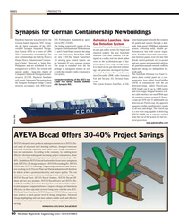 Maritime Reporter Magazine, page 80,  Aug 2013 steel