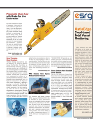 Maritime Reporter Magazine, page 81,  Aug 2013 online automated analyt-ics