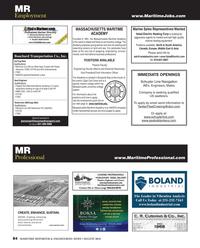 Maritime Reporter Magazine, page 84,  Aug 2013 Merchant Marine Academy