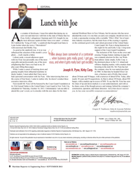 Maritime Reporter Magazine, page 8,  Sep 2013