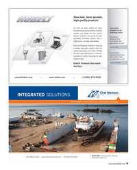 Maritime Reporter Magazine, page 9,  Sep 2013