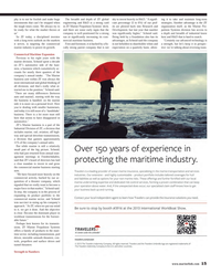 Maritime Reporter Magazine, page 15,  Sep 2013 ZF Marine Propulsion Systems