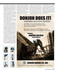 Maritime Reporter Magazine, page 17,  Sep 2013 ZF Marine Propulsion Systems
