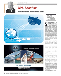 Maritime Reporter Magazine, page 26,  Sep 2013 Maritime Regulatroy Consulting