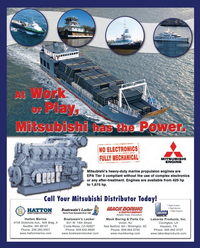 Maritime Reporter Magazine, page 37,  Sep 2013