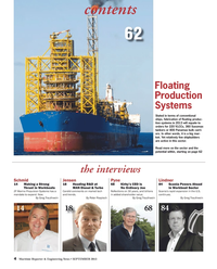 Maritime Reporter Magazine, page 4,  Sep 2013 United States