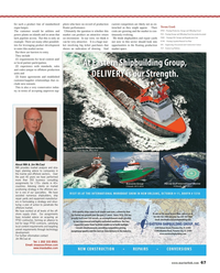 Maritime Reporter Magazine, page 67,  Sep 2013