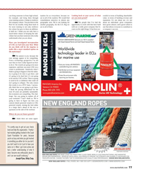 Maritime Reporter Magazine, page 77,  Sep 2013