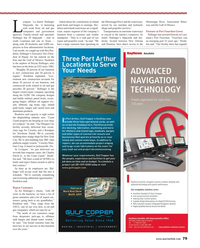 Maritime Reporter Magazine, page 79,  Sep 2013 Florida