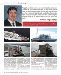 Maritime Reporter Magazine, page 3rd Cover,  Sep 2013 nation?s busiest oil