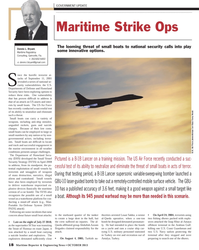 Maritime Reporter Magazine, page 18,  Oct 2013 Florida