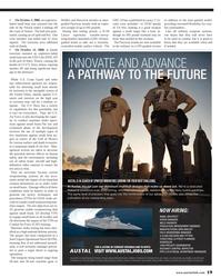 Maritime Reporter Magazine, page 19,  Oct 2013 Lancer