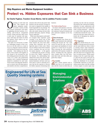 Maritime Reporter Magazine, page 24,  Oct 2013 electrical systems