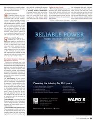 Maritime Reporter Magazine, page 25,  Oct 2013 marine insurer