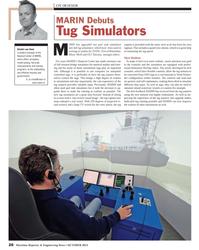 Maritime Reporter Magazine, page 26,  Oct 2013 Nautical Center of MARIN