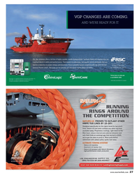 Maritime Reporter Magazine, page 27,  Oct 2013