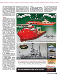 Maritime Reporter Magazine, page 29,  Oct 2013 aerospace industry