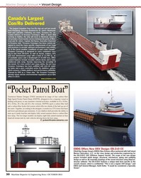 Maritime Reporter Magazine, page 30,  Oct 2013 lower greenhouse gas emissions