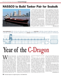 Maritime Reporter Magazine, page 32,  Oct 2013 South Korea