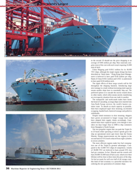 Maritime Reporter Magazine, page 36,  Oct 2013 Asia
