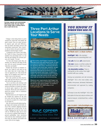 Maritime Reporter Magazine, page 39,  Oct 2013 Europe
