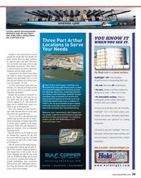Maritime Reporter Magazine, page 39,  Oct 2013 Europe
